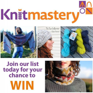 Knitmastery app now available – Giveaway!
