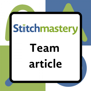 How to add a Repeat or Border to a Stitchmastery chart