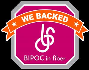 We backed BIPOC in fiber