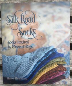 Book cover: Silk Road Socks by Hunter Hammersen