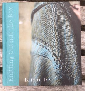 Book cover: Knitting Outside the Box by Bristol Ivy